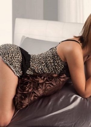Prescilia outcall escort in Edwardsville IL, casual sex